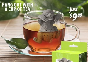 My Little Sloth Tea Infuser!