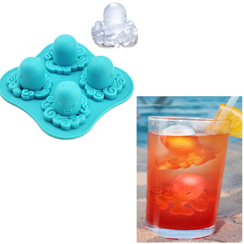 Novelty Ice Cube Molds