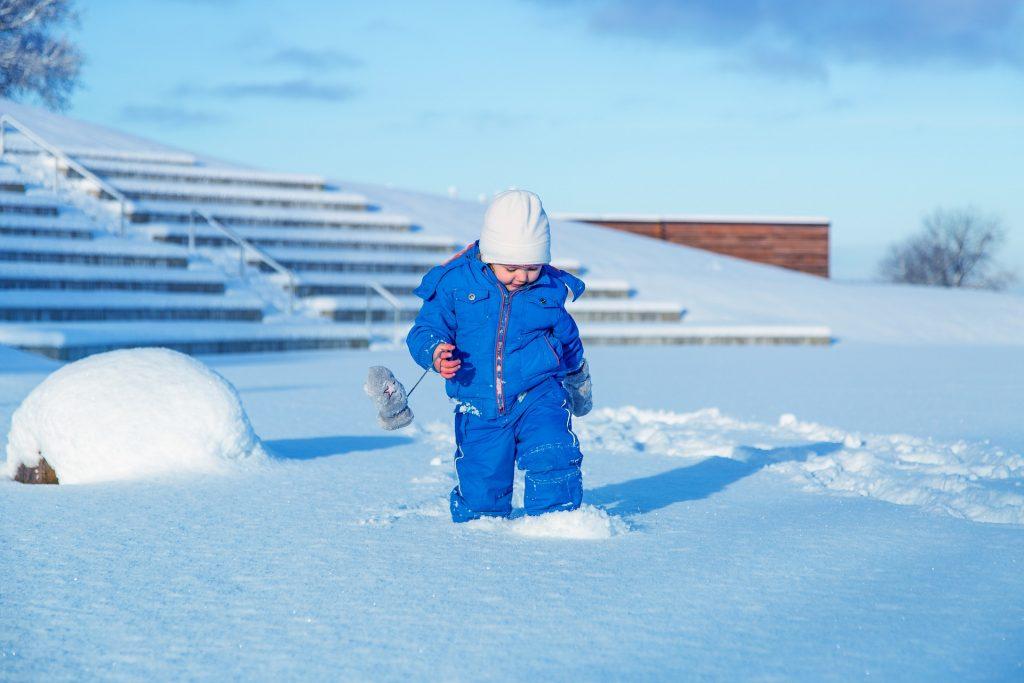 snow stompers, tobogganing, winter fun