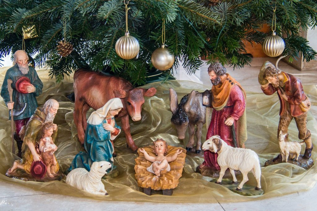 learning the meaning of christmas, children learning about Jesus, the true Christmas story