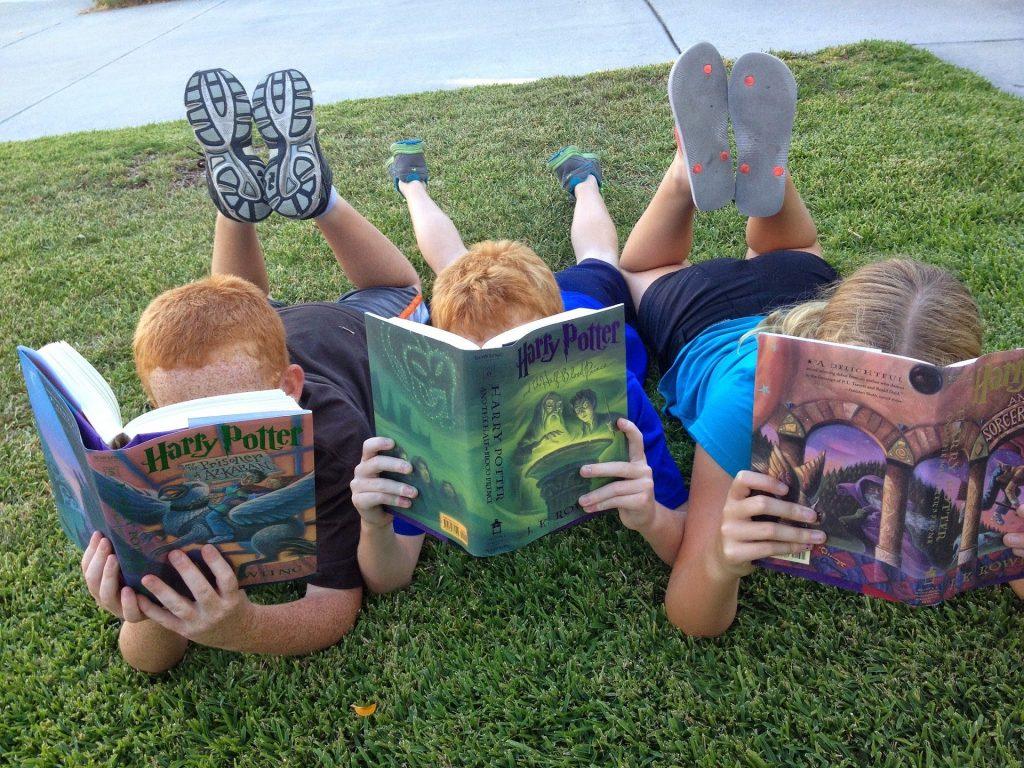 children reading, books, gifts for children